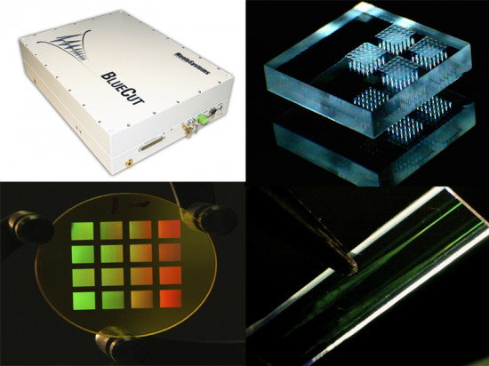 Laser micromachining | Menlo Systems