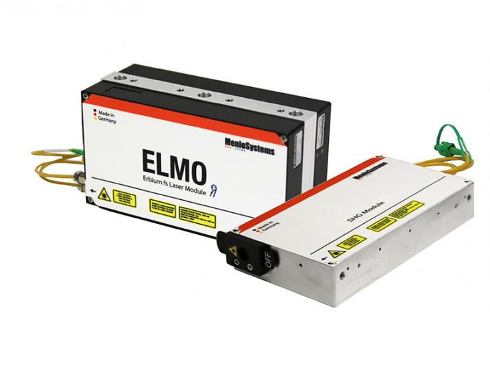 Femtosecond Erbium Laser | Menlo Systems