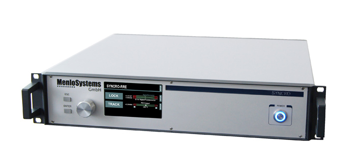 MENLO SYSTEMS Repetition Rate Stabilization RRE SYNCRO 3w